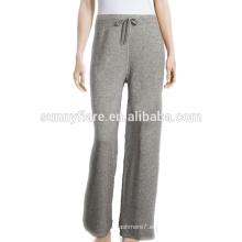 Elegante Grey Color Girls Cashmere Pants por mayor