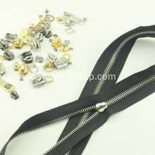 10 Zipper #3 Stainless Steel Slider for Bags