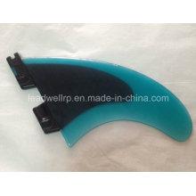 Prototype de nylon surmoulant semi-transparent en silicone