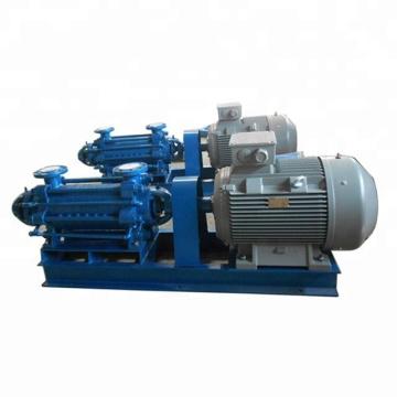 Pompe à eau d'alimentation horizontale de la chaudière à étages multiples de la série DG
