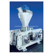 Machine de compacteur d'extrudeuse de rouleau d'engrais composés