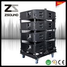 Équipement professionnel de haut-parleur audio 10inch extérieur