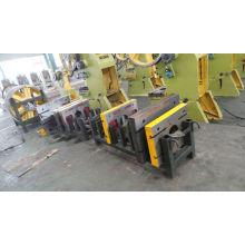 Mechanical Horizontal Crankshaft Punch Press For Scrap Metal , 100t