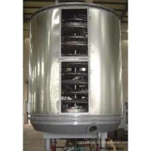 Secador de disco dedicado com sulfato de bário