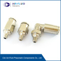 Air-Fluid Lubrication Tubing  Male Straight Fitting