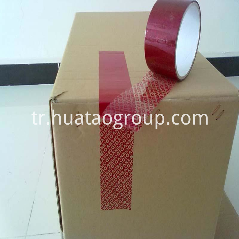 packaging tape for sealing