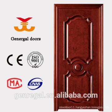 European Hot sale Economic Carved Cherry Wood Door