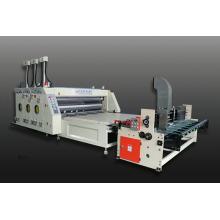 Картонный печатающий и шлифовальный станок