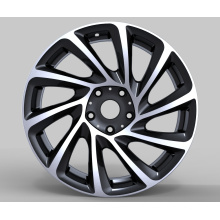 China supply popular design 18inch 5 hole  ET 20-35 PCD 114.3 die casting alloy wheel for car