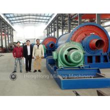 Gold-Erz-Aufbereitungsanlage Ball Mill