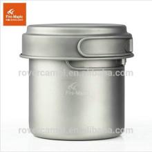 Fire Maple Horizon-4 outdoor cookware cookware set Titanium camping cookware