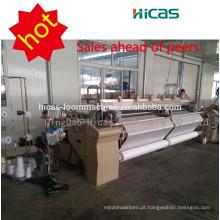 AIR JET LOOM / tear de tecelagem / poder máquina de tear preço em qingdao com preço baixo