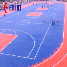 Modular Court Tiles Multi Purpose Sports Flooring