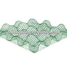 Ем4 зеленый 3D Геомат растительности