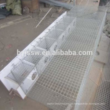 Gaiola de gaiola de gaiola de animais para venda