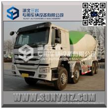 Caminhão Misturador HOWO 12 Wheeler 11 M3
