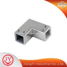 φ19 Conector de esquina de tubo cuadrado