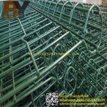 Espejo de alambre de doble circuito revestido en polvo