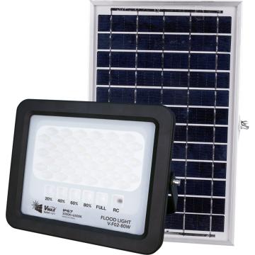 spot solaire commercial