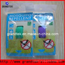 Banda anti-mosquito / banda repelente de mosquito