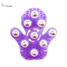 Masseur de corps de produit de soins de santé amincissant des gants de massage