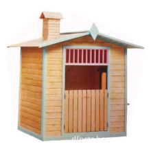 Children's outdoor playhouse