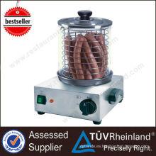 Vapor automático profesional para trabajo pesado Fabricante de vapores para perros calientes