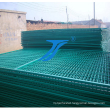 Hot Sale Welded High Security Fence