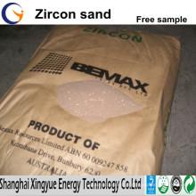 Areia de zircão à venda, areia de zircão de alta pureza