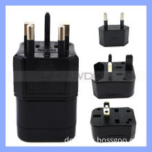 Universal Travel Adapter with Multi Plug Charger 3 in 1 Adapter (PLUG-261)