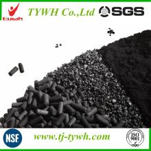 Carvão Ativado para Controle de Poluição do Ar