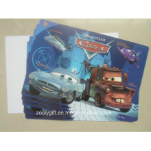Custom Printing PP Plastic Placemat Table Mat