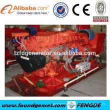 Motor marinho de 450kw Scania para o gerador diesel marinho