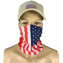 Многоразовый шарф на шею для американского бандана