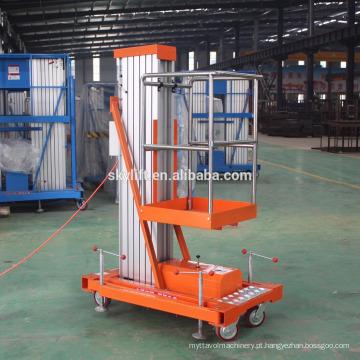 elevadores de pessoal verticais elétricos