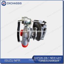 NPR NEW 4JH1 Turbocharger 8-97226-338-1