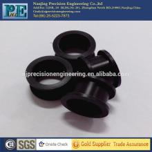 Custom CNC-Bearbeitung kleine POM-Rad, Kunststoff-Teile, Auto-Teile