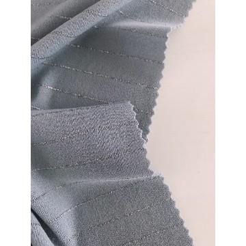 Metallic Spandex Fabric Jersey