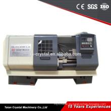 Máquina de roscar del tubo del torno del tornillo del CNC QK1327