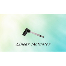 High-Power DC Linear Actuator for Massage Chair