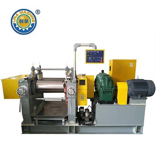 open mixing mill