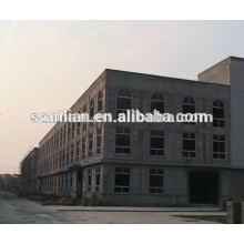 lightweight concrete wall panel forming plant