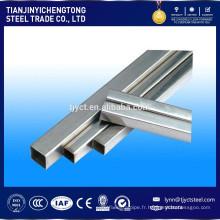 tube carré en acier galvanisé 40 * 40 prix par kg