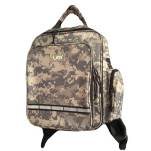 Camouflage backpack bag for Kids with Reflective Tape