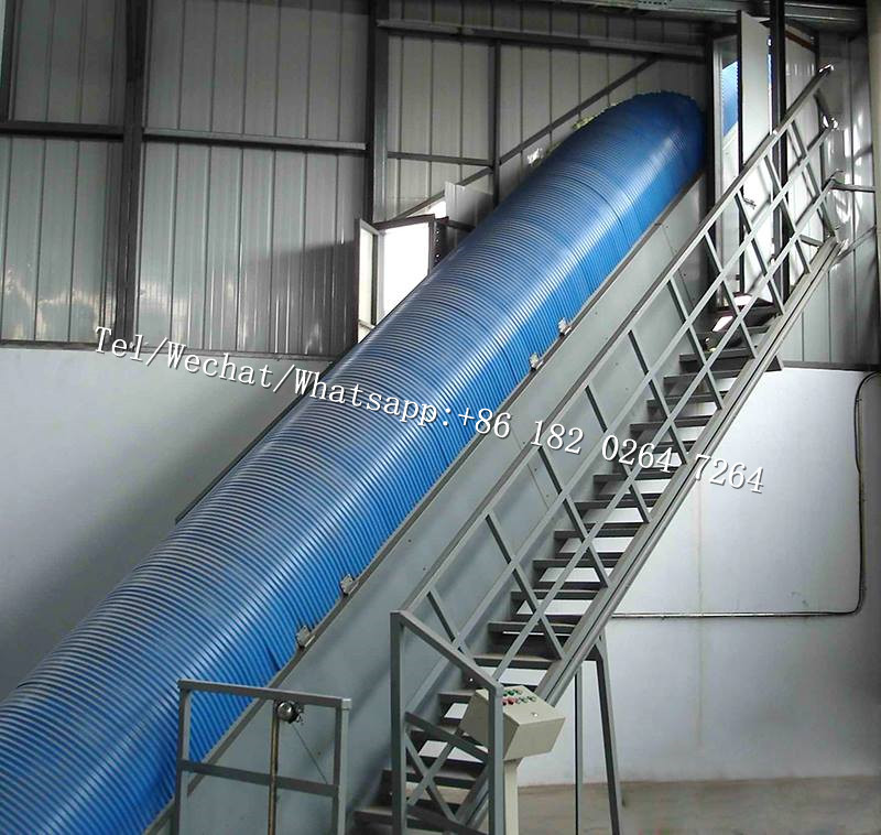 Roof panel Curved Machine