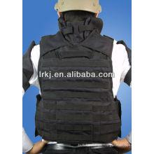 NIJ IV toda la armadura del cuerpo de aramida de protección