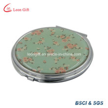 Round Flower Makeup Mirror for Promotional