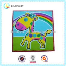 DIY песок искусства/песок стикер образовательные игрушки для детей
