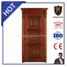 Межкомнатная Дверь Тип Внутреннего Расположения Твердого Дерева Деревянные Двери
