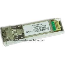 Émetteur-récepteur à fibre optique SFP-10g-Lr de 3ème partie compatible avec les commutateurs Cisco